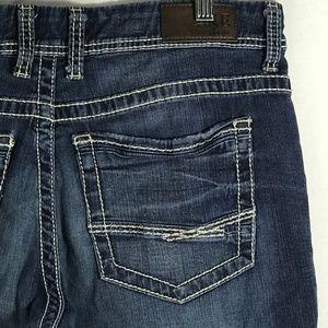 BKE Dakota Straight Leg Jeans